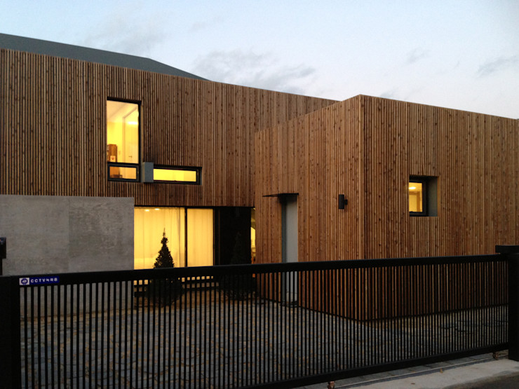 ADF Architects Rumah Modern