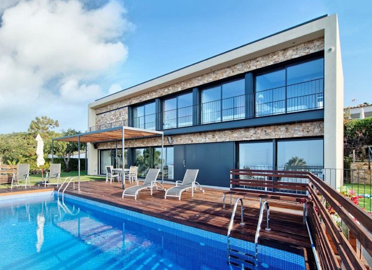 HOUSE HABITAT Mediterranean style house