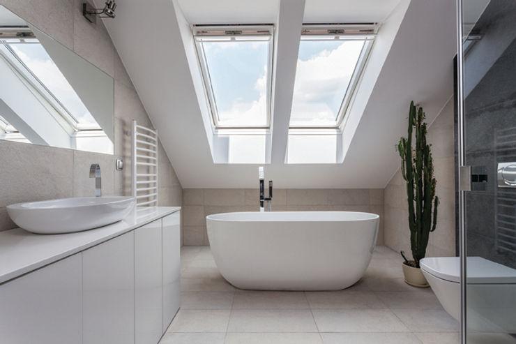 Dinkee Bath BC Designs BañosBañeras y duchas