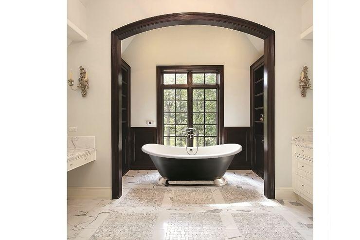 The Excelsior Bath BC Designs BañosBañeras y duchas