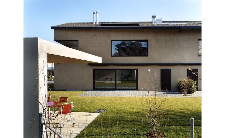 weberbuess Architekten SIA Klasyczne domy