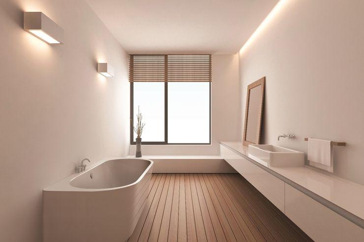 The Ancora Bath BC Designs BañosBañeras y duchas