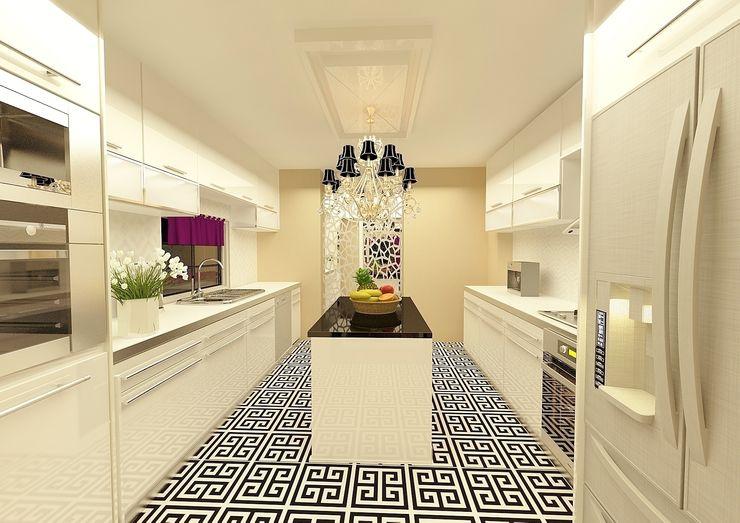 Feng Shui Uygulama Meral Akçay Konsept ve Mimarlık Modern Banyo