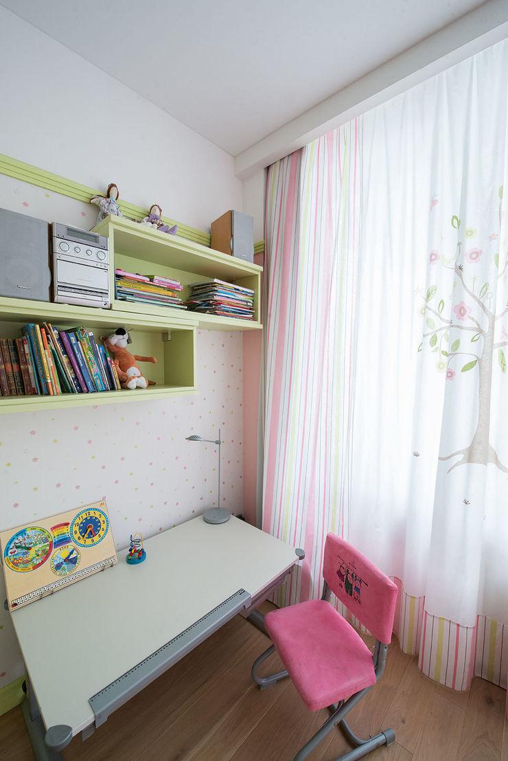 D&T Architects Дитяча кімната