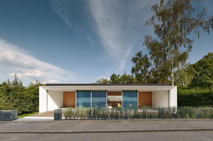 WERNER SOBEK Modern Terrace