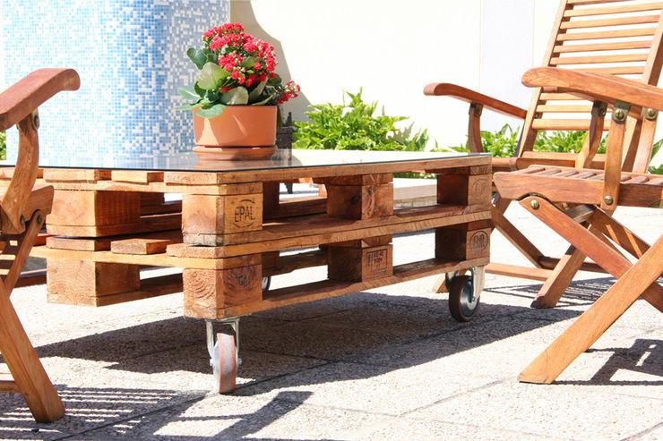 ECOdECO Mobiliario 花園家具