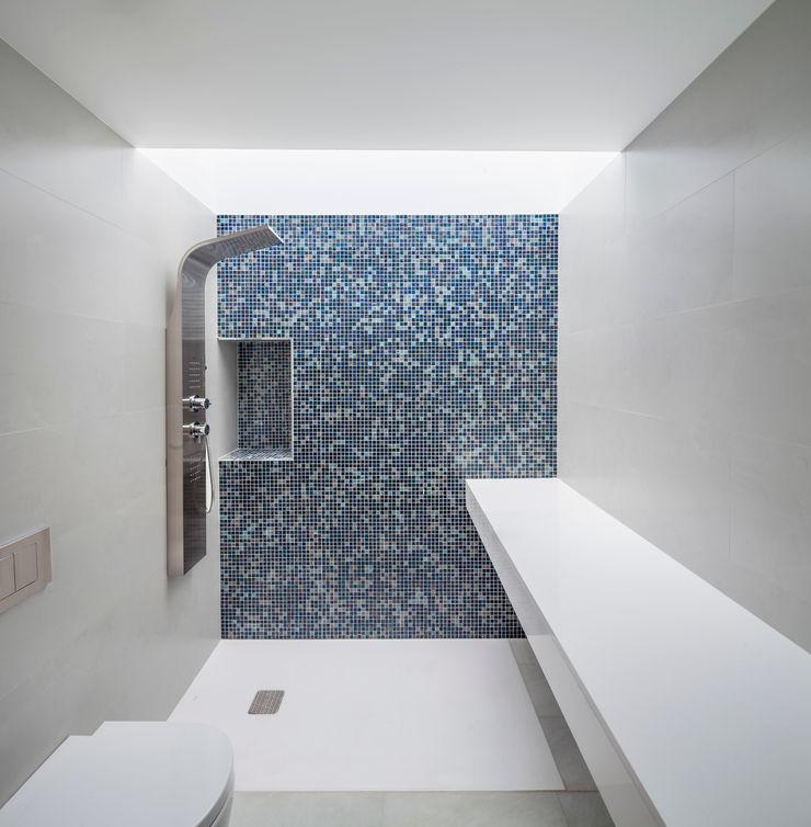 Casa CP Alventosa Morell Arquitectes Ванна кімната