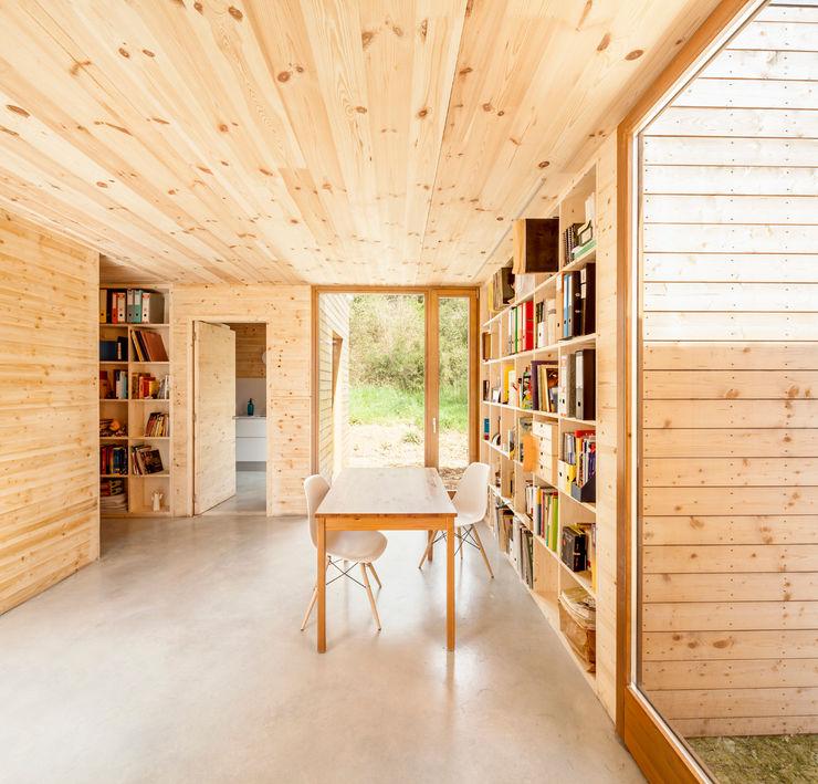 Casa GG Alventosa Morell Arquitectes Oficinas de estilo moderno