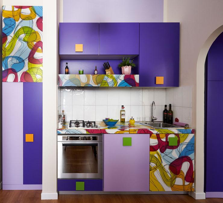 Diciassette Tredici Kitchen