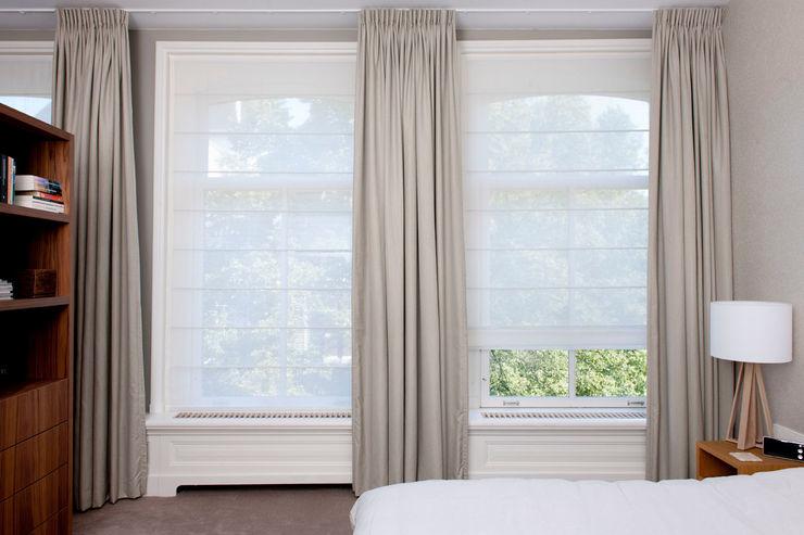 Kodde Architecten bna Classic style bedroom