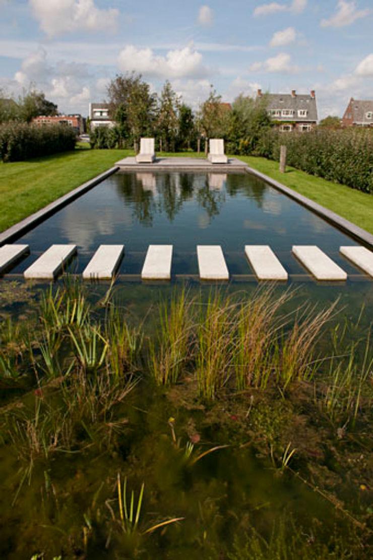 Kodde Architecten bna Modern Pool