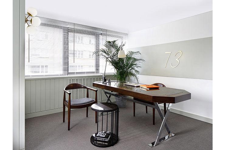 73 // Office Project Escapefromsofa Ofis Alanları