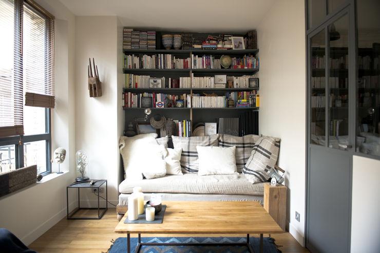Atelier Grey غرفة المعيشة
