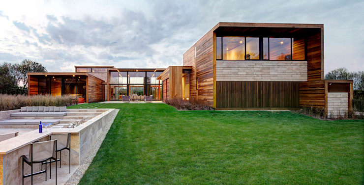 Sam's Creek homify 現代房屋設計點子、靈感 & 圖片