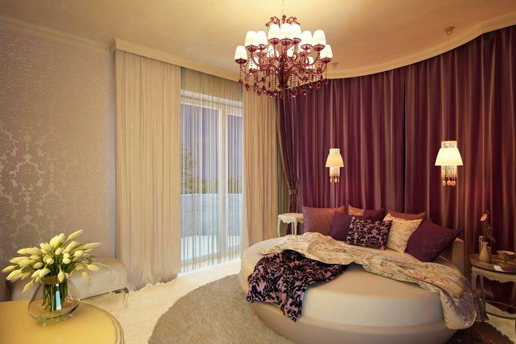 Design studio of Stanislav Orekhov. ARCHITECTURE / INTERIOR DESIGN / VISUALIZATION. BedroomAccessories & decoration