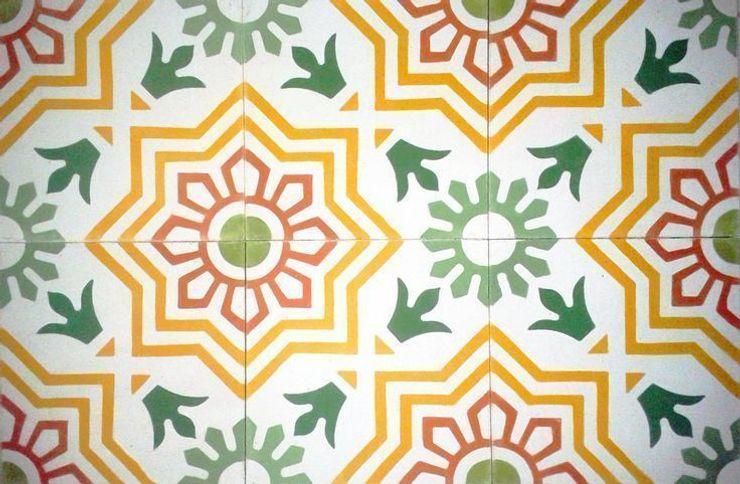 Nuevo en Stock Suelos Hidráulicos Demosaica Paredes y suelos de estilo clásico