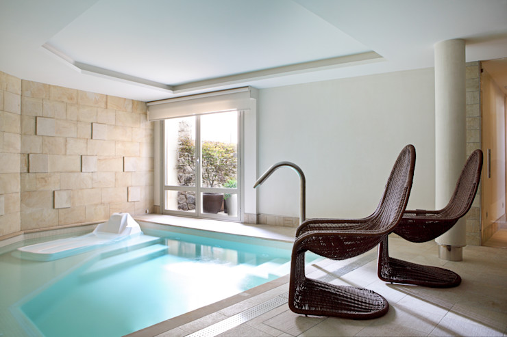 Artesa erico navazo Hoteles de estilo minimalista