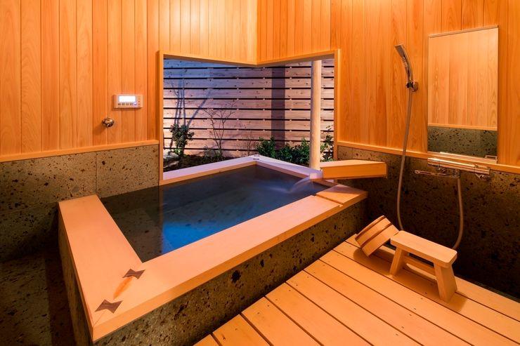 AMI ENVIRONMENT DESIGN/アミ環境デザイン Asiatische Badezimmer