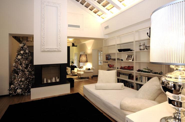 Arch. Roberto Buzzi Modern Oturma Odası