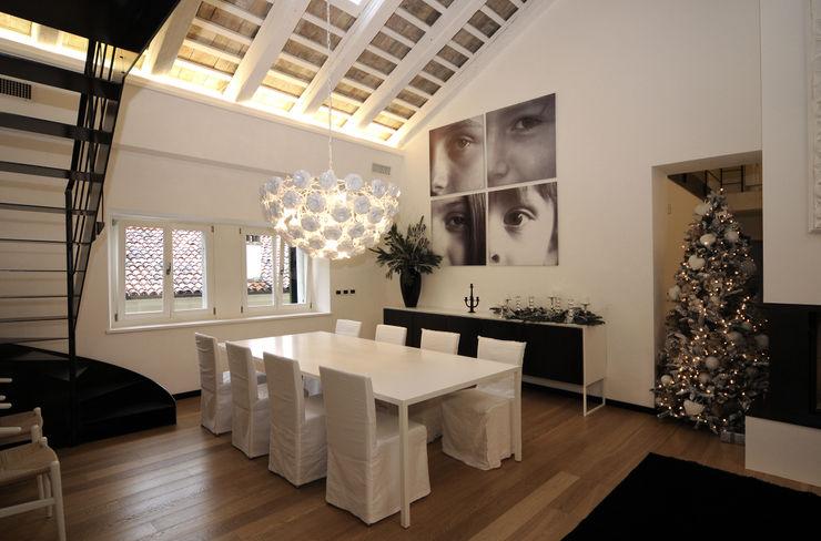 Arch. Roberto Buzzi Modern Yemek Odası