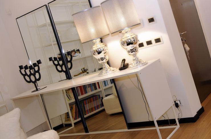 Arch. Roberto Buzzi Oturma OdasıIşıklandırma