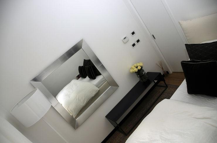 Arch. Roberto Buzzi Modern Yatak Odası