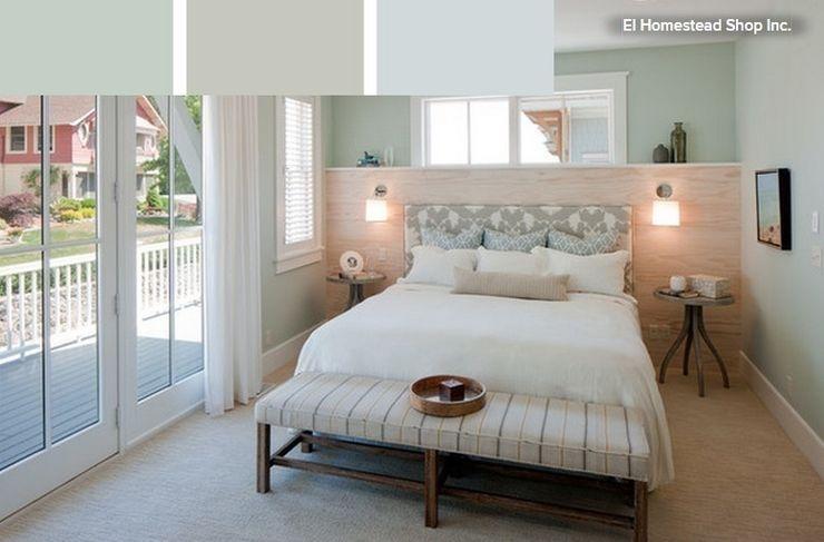 La brujula Feng Shui Modern style bedroom