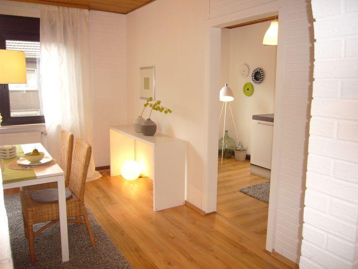 Home Staging - Leere Eigentumswohnung in Herten raum² - wir machen wohnen