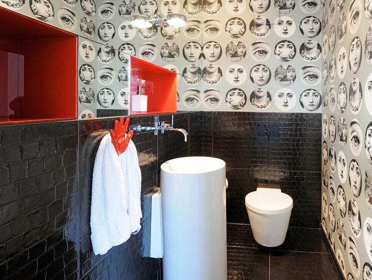 Seidel+Architekten Modern bathroom