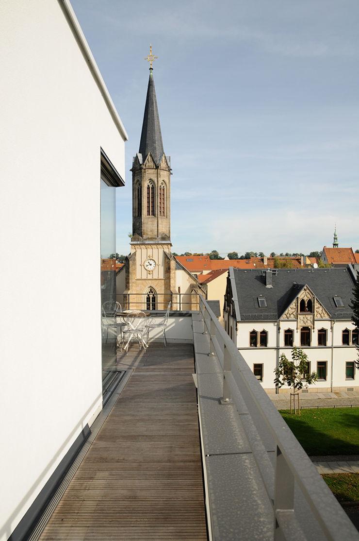Seidel+Architekten Modern houses