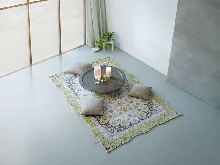 Persia - 165 x 255 cm FLAT´N - Shape and Style Moderne Wohnzimmer