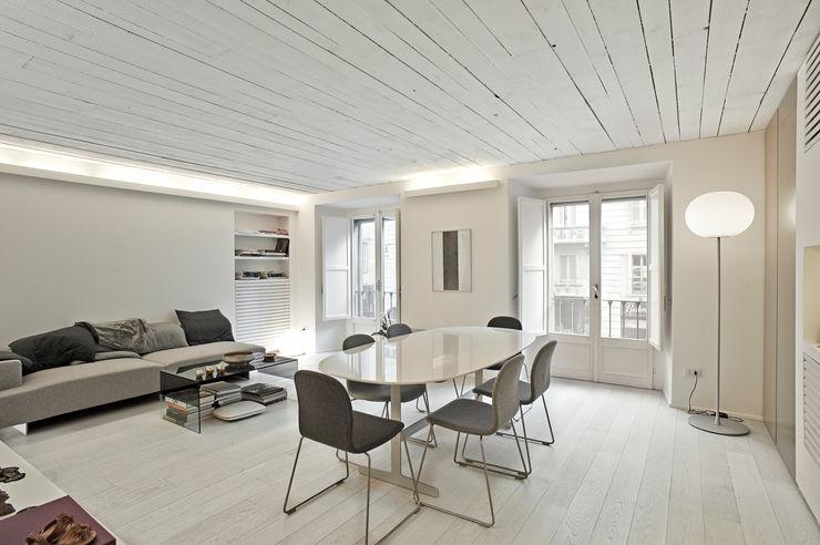bdastudio Minimalist living room