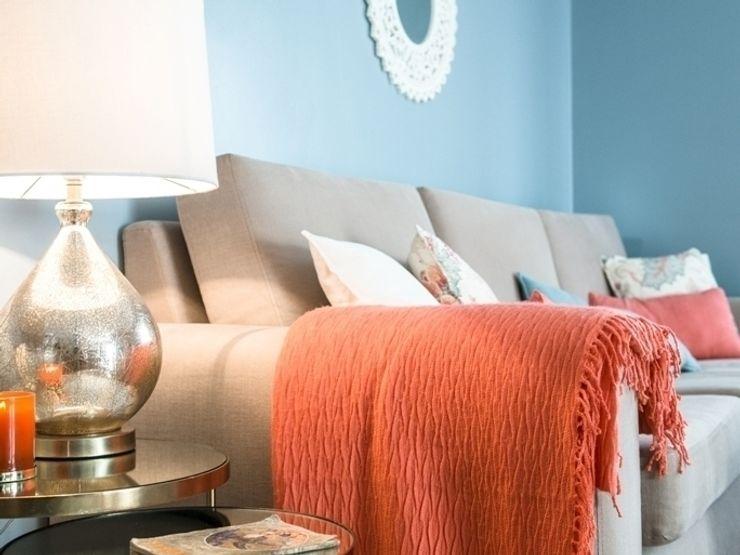 Apartamento em Sintra MUDA Home Design Salas de estar modernas