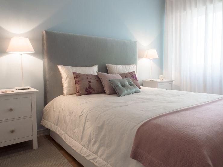 Apartamento em Sintra MUDA Home Design Quartos modernos