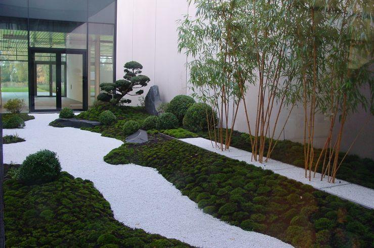 japan-garten-kultur Espaces de bureaux asiatiques
