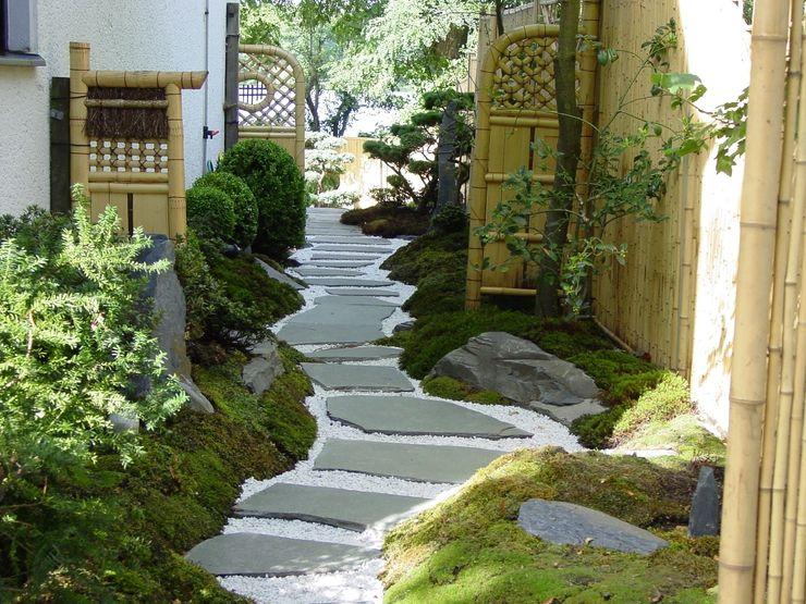Gartengestaltung unter Anwendung der japanischen Gartenkunst japan-garten-kultur Asiatischer Garten