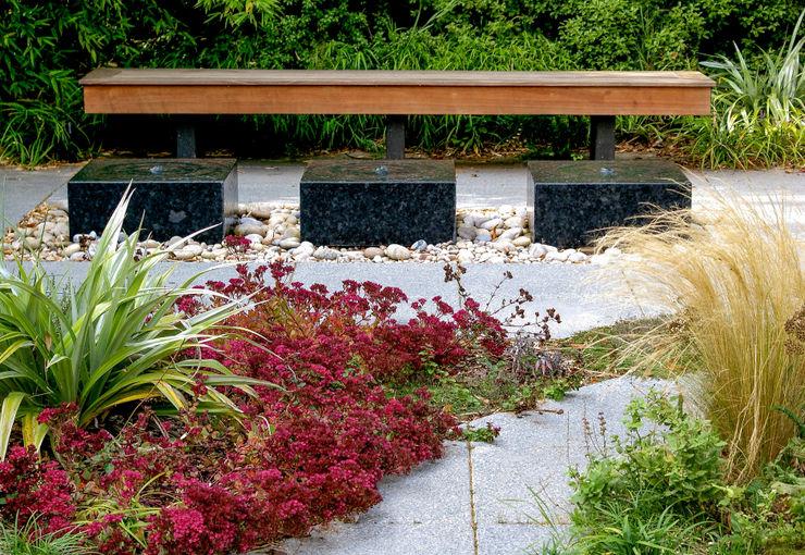 Contemporary Modern Family Garden Rosemary Coldstream Garden Design Limited Modern garden