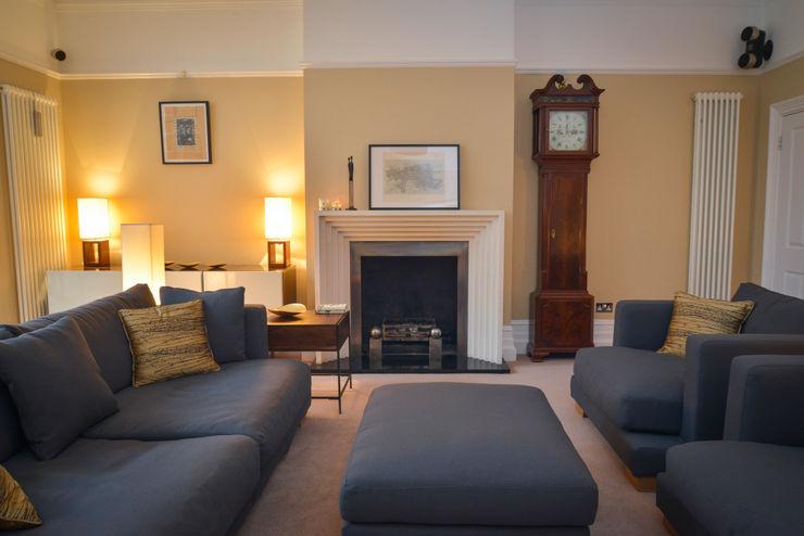 Living Room Cathy Phillips & Co Living room
