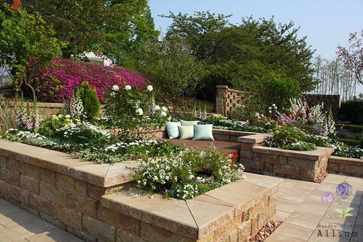제1회 코리아가든쇼 '내려놓음' Garden Studio Allium 컨트리스타일 정원
