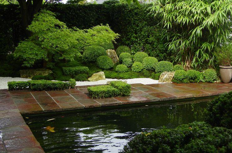 japan-garten-kultur Jardines de estilo ecléctico