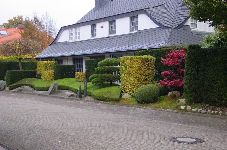 japan-garten-kultur Jardines de estilo moderno