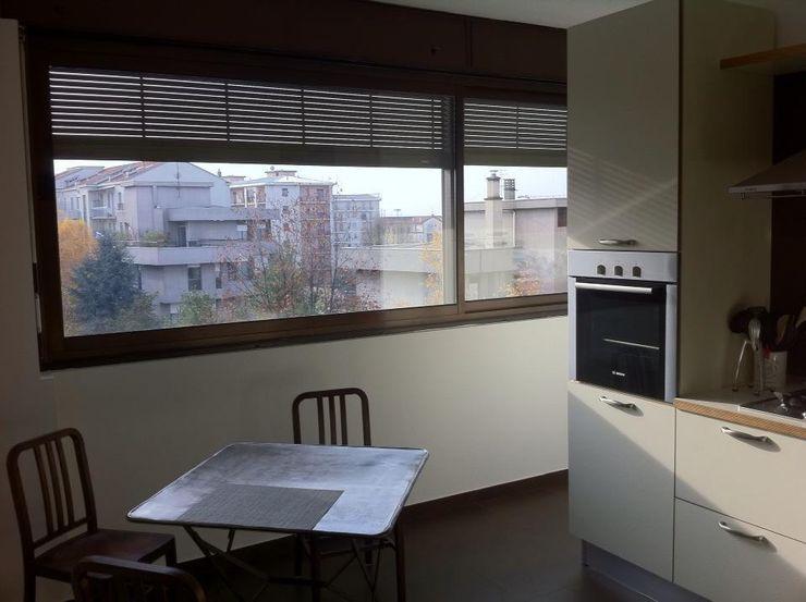 HOUSE ESPOSITO riccardo.macchi Cucina eclettica