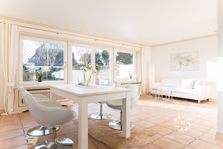 Home Staging Sylt GmbH Classic style dining room