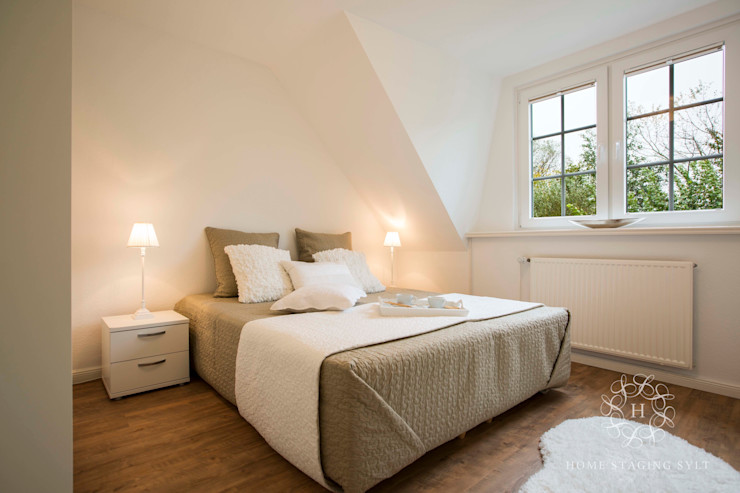Home Staging Hausteil in Tinnum Home Staging Sylt GmbH