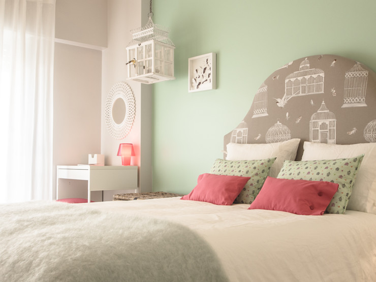 Quarto Natura MUDA Home Design Quartos campestres