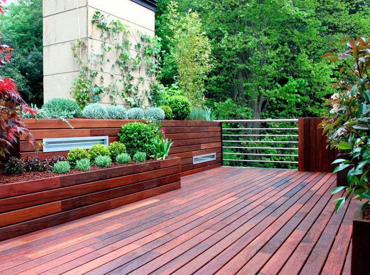La Habitación Verde Patios & Decks
