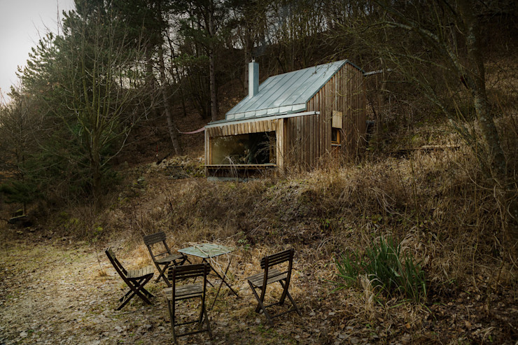 Tom's Hütte Heike Schlauch raumhochrosen