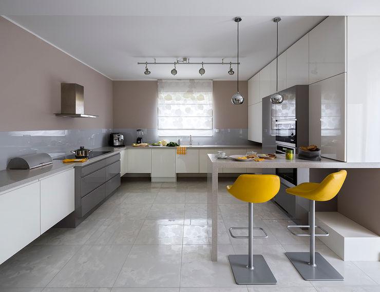 Pracownia Projektowa Poco Design Cocinas de estilo minimalista
