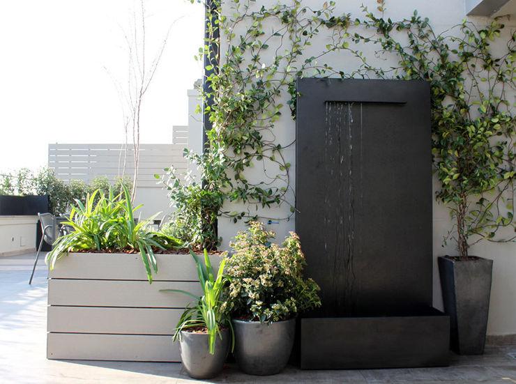 La Habitación Verde 陽台、門廊與露臺 家具