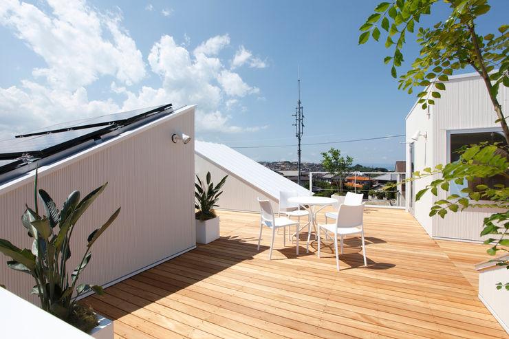 イノウエセッケイジムショ Modern Terrace